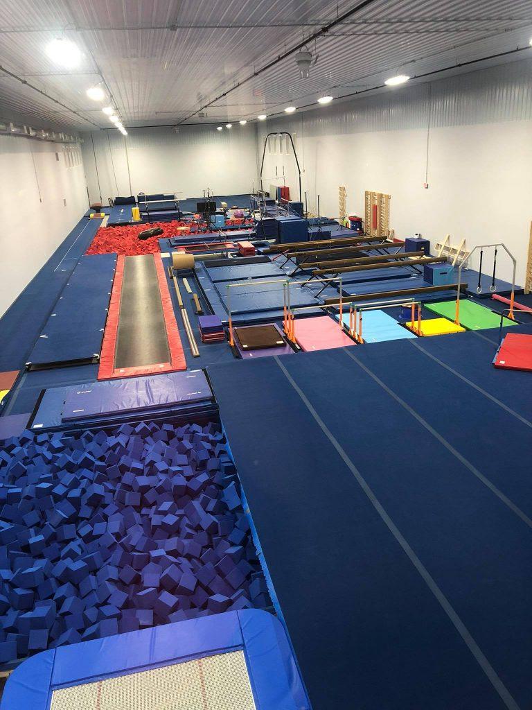 Gymnastics Birthday Parties